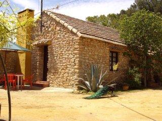 Casa rural en cortijo andaluz