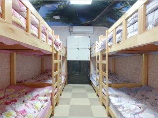Story Guest House 8 persons Dormitory Room, Busan