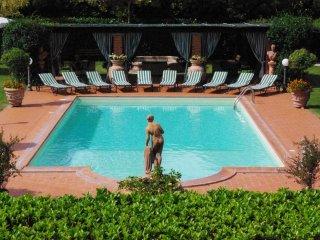Villa con Piscina Jacuzzi e Sauna, Foiano Della Chiana