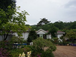 beautiful contryside house, Pocheon