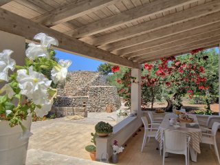 Villa AnticoTrullo di LoveSud Top Holiday Homes, Marina San Gregorio