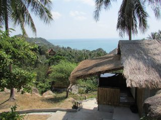 Two Beds  Bungalow with sea view, Ko Phangan