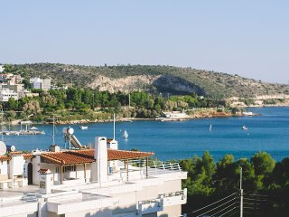 Unique luxuary modern style sea view apartment, Vouliagmeni