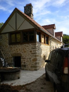 Vacation in Dordorgne at St Palavy for 6-9 people