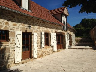 Vacation in Dordorgne at St Palavy for 6-9 people, Cavagnac