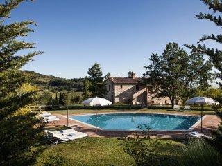 Tuscany Villa PODERE MONTI, Montepulciano