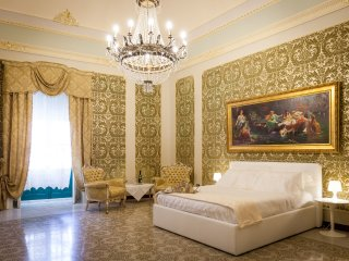 Palazzo Montalbano, baroque bed and breakfast