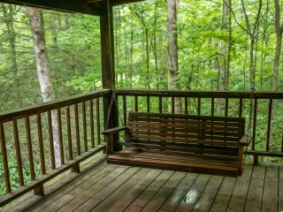Coker Creek Mountain Cabin, Tellico Plains