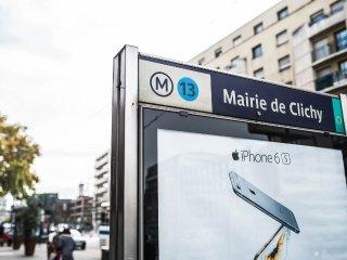 Appart-hotel neuf à 10 minutes du centre de Paris - 3 pièces