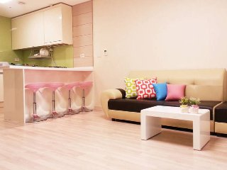 HAEUNDAE BEXCO, 2BEDROOMS HOTEL STYLE RESIDENCE, MODERN INTERIOR DESIGN~! - 1, Busan