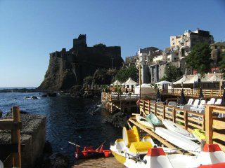 ComeinSicily - House Fishermann, Aci Castello