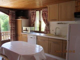 appartement 6/7 pers dans chalet 5 mn des pistes, Saint-Sorlin-d'Arves