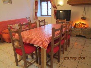 Superbe appartement 9 pers dans  maison, Saint-Sorlin-d'Arves