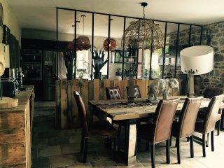 Chambre d'hotes à la villa Margot, Saint-Jean-le-Thomas
