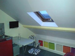 Studio meublé numéro 14