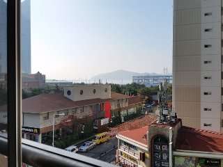 Oryukdo room, Busan