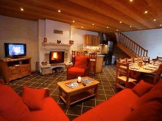 Chez le Marquis du Pontet n°4 - 15 personnes - Valloire Centre, skis aux pieds