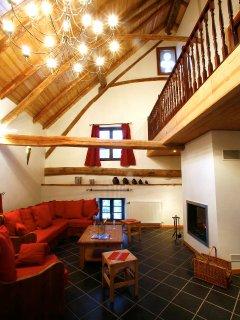 Appartement de 190m² en duplex