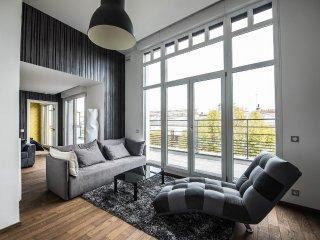Appart-hotel neuf a 10 minutes  du centre de Paris - LOFT