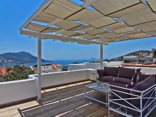 Central Penthouse With Two Private Roof Terraces