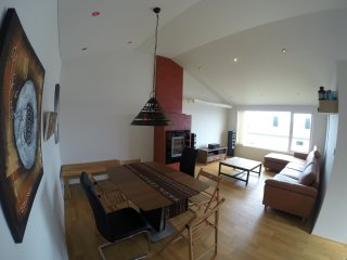 Modern house with view, close to city center, Stavanger