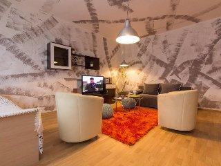 Amy app-terrace,aircon,Wi-Fi -center Zagreb