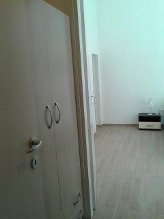 corridoio tra le 2 stanze