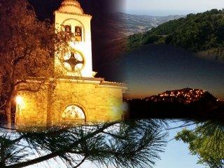 Castroregio, panoramico, mare monti e molto relax