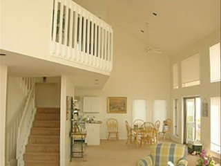 Great Oceanfront Home in Gated Community, Saint Helena Island