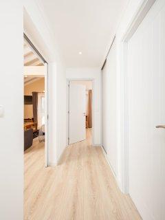 House T2- 2 bedroom + Living Room + Kitchen + Bathroom Total 6 Pax