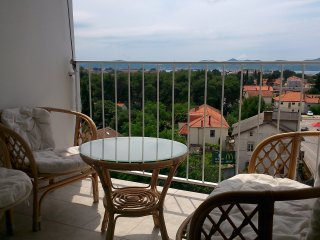 """The View"" apt. for up to 6 guests, Zadar"