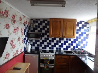 Holiday Apartment 7 in Blackpool Sleeps 2 People