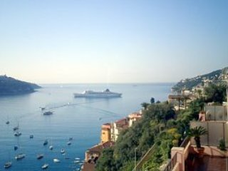 Panoramic Sea View Apartment, Villefranche-sur-Mer