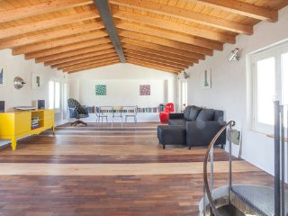 Stunning loft_ 360degrees lake-views, Toscolano-Maderno