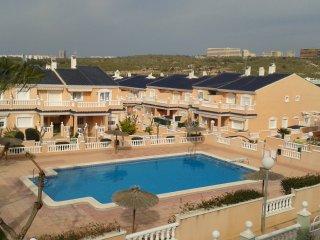 Casa Gran Alacant (Playa del Carabasi ) Alicante, Santa Pola