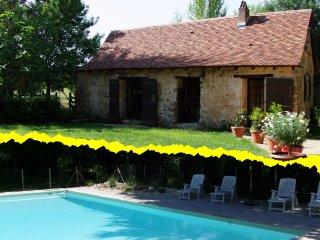 Maison de charme en Perigord Pourpre avec piscine