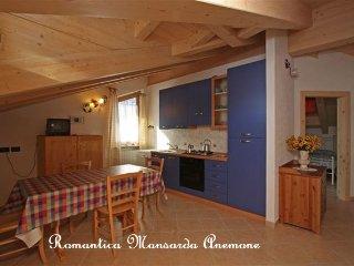 Romantica Mansarda Anemone, Livigno