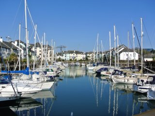 Marina View, Port Pendennis Marina Village, Falmouth
