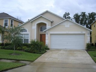 Charming 4 Bedroom 3 Bath Pool Home in Kissimmee. 1065SB, Intercession City
