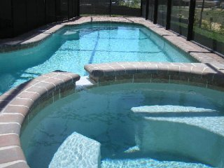 Beautiful 4 Bedroom 3 Bath Pool Home in Villa Sorrento. 336VSC, Haines City