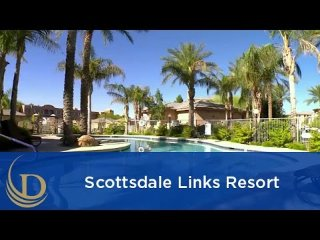Scottsdale Links Resort: 1-BR, Sleeps 4, Kitchen