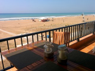 First line beach apartment, Castelldefels