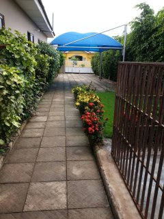 A LOVELY 3 BEDROOM HOUSE IN GATED COMMUNITY