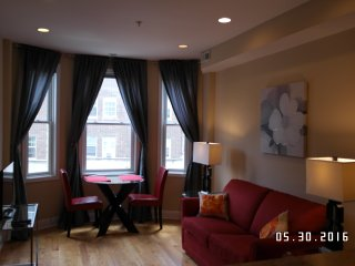 Easy access to Logan, Dupont Wooldey Park/Columbia Heights metro 0.7 miles away