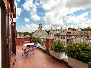 Paradiso Penthouse - amazing view of Rome