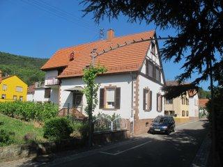 Ferienwohnung Schlossgarten, Burrweiler