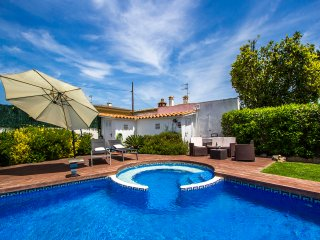 Enchanting villa in Platja d´Aro only 5 minutes from the beach!