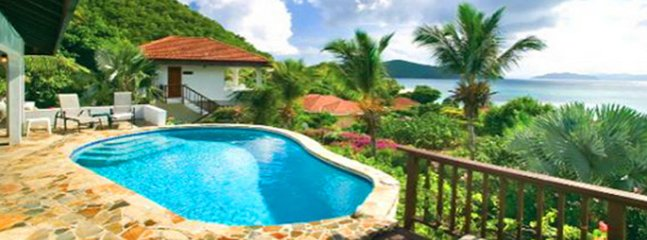 Villa Valmarc 4 Bedroom SPECIAL OFFER, Virgin Gorda