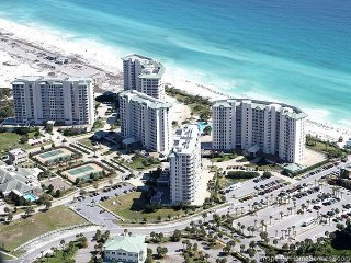 St Barth Penthouse 2: Beach Front Monthly Rental, Destin