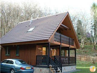 Tay View Lodge (4 Bedrooms), Killin